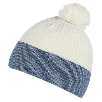 94b7414c94d Galvin Green Bobble Hat White Imperial Blue Steel Grey