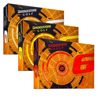 Buy Bridgestone E6 Golf Balls at www.golfgeardirect.co.uk