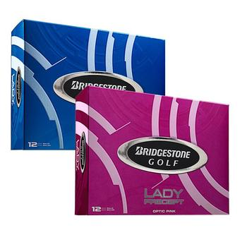 Bridgestone Lady Precept Golf Balls (1 Dozen)
