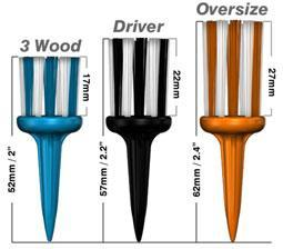 Buy Brush Tees at www.golfgeardirect.co.uk