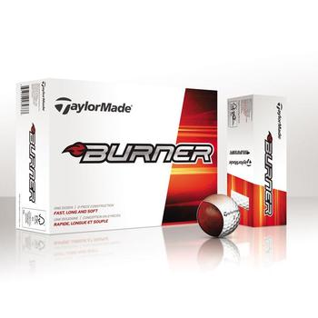 Taylormade Burner Golf Balls 1 Dozen