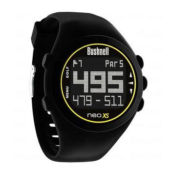 Bushnell NEO XS GPS Rangefinder Watch - Black + FREE GIFT PACK!