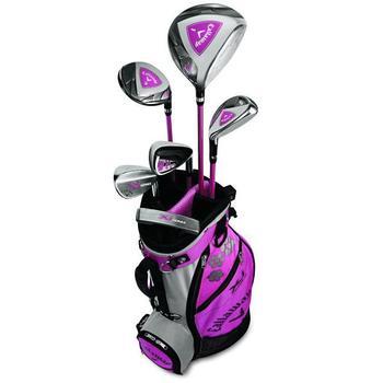 Callaway X Junior Girls Package Golf Set