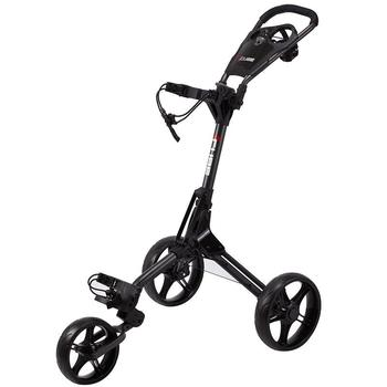 Cube Golf Push Trolley -Black