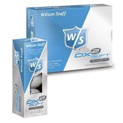 Wilson Staff DX2 Soft Golf Balls Dozen Ladies