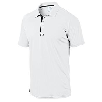 Oakley Elemental 2.0 Polo Golf Shirt - White