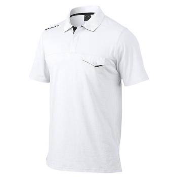 Oakley Ellis Polo Golf Shirt - White