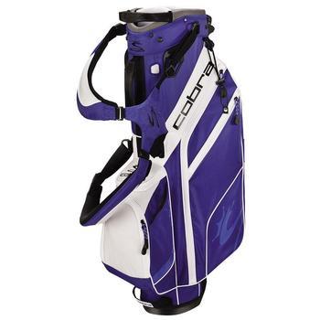 Cobra Golf Excell Stand Bag - Monaco Blue-White