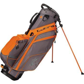 Cobra Golf Excell Stand Bag - Castlerock-Vibrant Orange