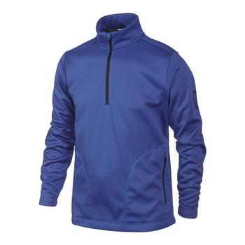 Nike Junior Therma-Fit Half Zip Cover Up
