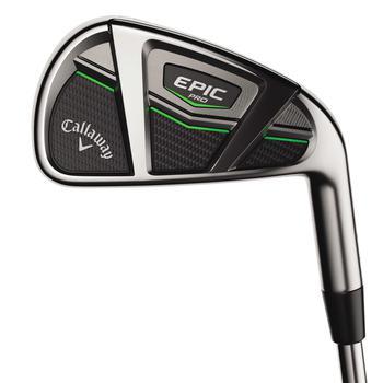 Callaway Epic Pro Steel Irons 3-PW