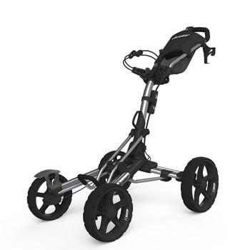 Clicgear 8.0 Golf Trolley - Silver