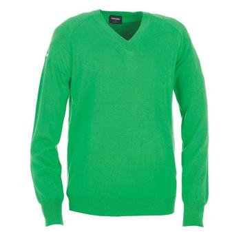 Galvin Green Clive Knitted Sweater - Spring Green (G3)