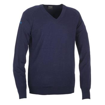 Galvin Green Clive Knitted Sweater - Midnight Blue