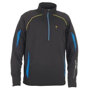 Galvin Green DYLAN Insula� Body Mapping Pullover - Ryder Cup Collection - Black/Blue/Yellow