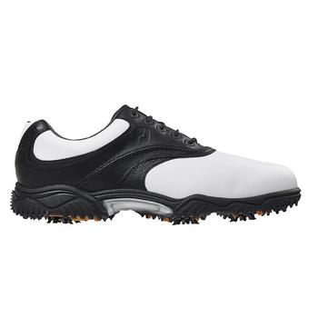 Footjoy Contour Series Golf Shoes White/Black/Black - Size 6