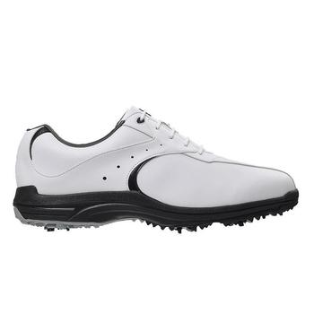 Footjoy Greenjoys White Golf Shoes (45419)