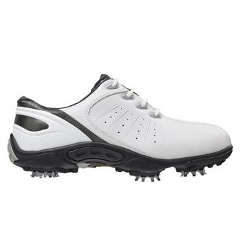 Footjoy Junior Golf Shoe White/Silver (45001)