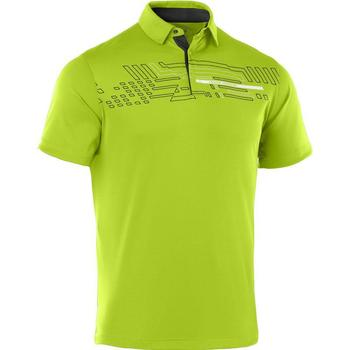 Under Armour Graphic Energy Stripe Polo Golf Shirt (1239076)