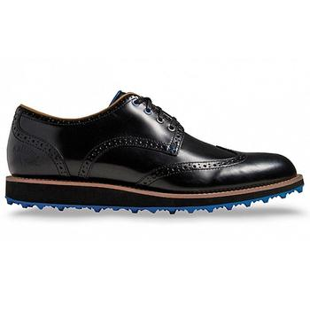 Callaway Master Staff Brogue Golf Shoes - Black