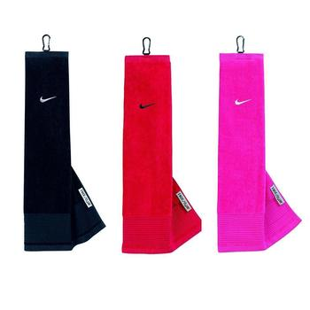 Nike Tri Fold Golf Bag Towel