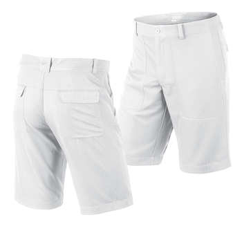Nike Men's Groove Golf Shorts White (518067-100)