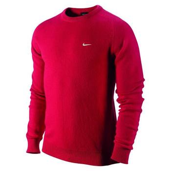 Nike Lambswool Seamless Crew Neck Sweater