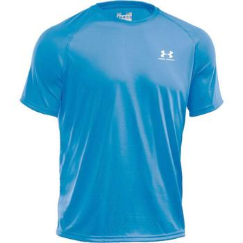 Under Armour Mens Tech Short Sleeve T-Shirt Electric Blue (1229078)