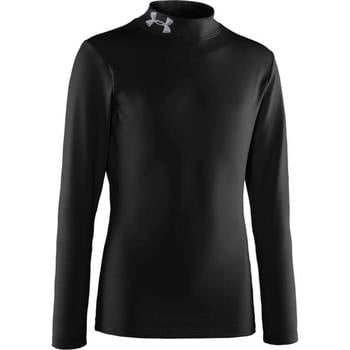 Under Armour Junior ColdGear EVO Fitted Baselayer Mock (UAJ)