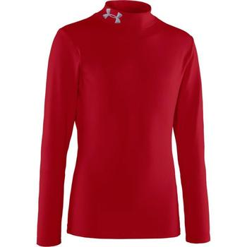 Under Armour Junior ColdGear EVO Fitted Baselayer Mock