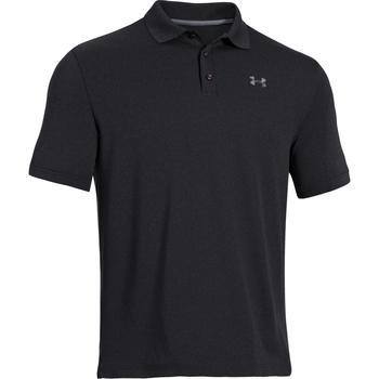 Under Armour Performance 2.0 Golf Polo Shirt (1242755-001) Black Small