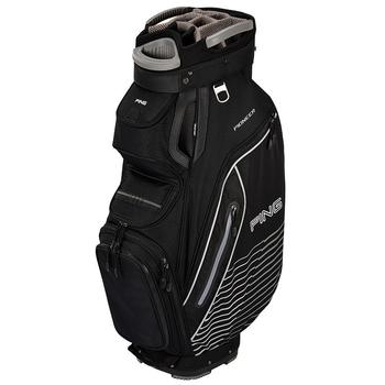 Ping Pioneer Golf Cart Bag Black 2015