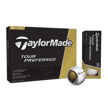 Taylormade Tour Preferred Golf Balls 2016