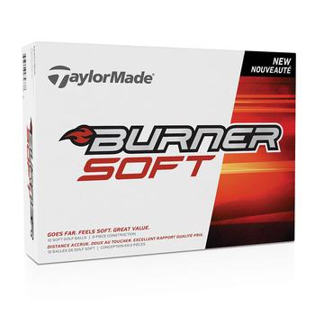 Taylormade Soft Burner Golf Balls