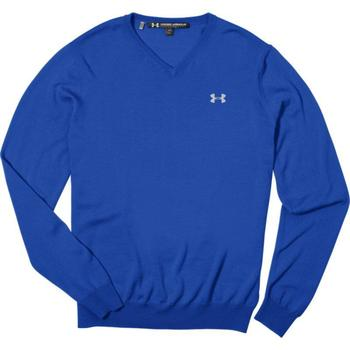 Under Armour V Neck Merino Sweater - Medium