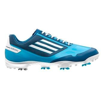 Adidas adiZero One Golf Shoes Blue/Aqua, Size 8