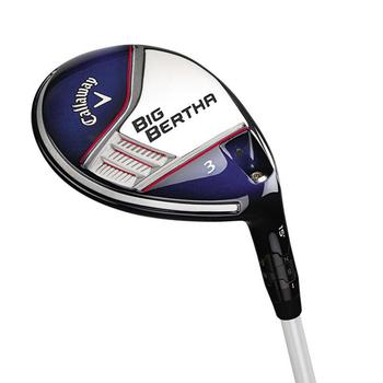 Callaway Ladies Big Bertha Fairway Woods