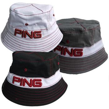 Ping Fashion Bucket Hat