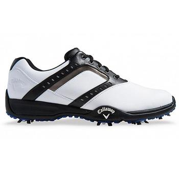 Callaway Chev Force Golf Shoes - White/Black
