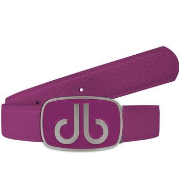 Druh Players Belt & Buckle Purple