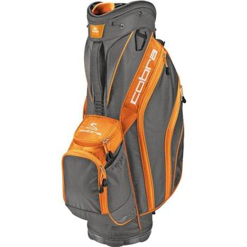 Cobra Golf Excell Cart Bag - Vibrant Orange