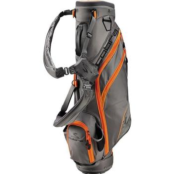 Cobra Golf Excell Executive Range Bag - Castlerock-Vibrant Orange