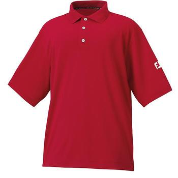 FootJoy Performance Short Sleeve Shirt 2013 - Red