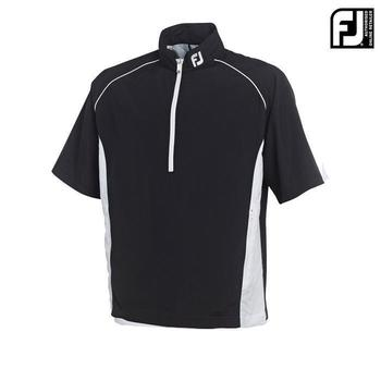 Footjoy Performance Windshirt Black/White