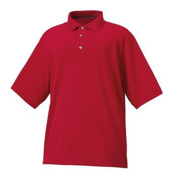 Footjoy Stretch Pique Solid Polo Red (F9)