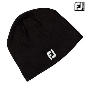 Footjoy Winter Beanie Hat Black (35731) (W)