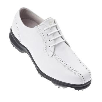 Footjoy Womens Softjoys Golf Shoes White Smooth