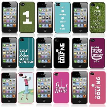 Activ8 Golf iPhone 4/4S & 5/5S Covers