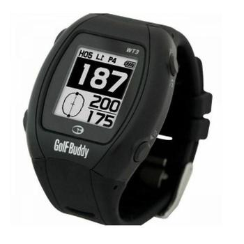 Golf Buddy WT3 Watch GPS Rangefinder