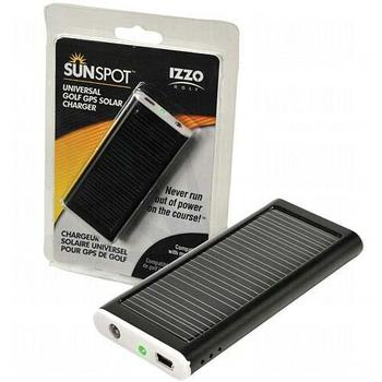 Izzo Sun Spot Solar GPS/Phone Charger